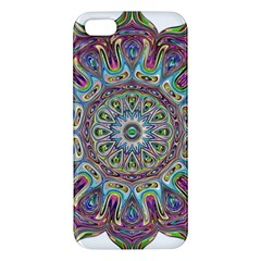 Mandala Decorative Ornamental Apple Iphone 5 Premium Hardshell Case