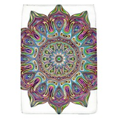 Mandala Decorative Ornamental Flap Covers (l)  by Simbadda
