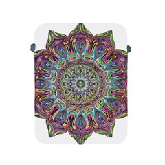 Mandala Decorative Ornamental Apple Ipad 2/3/4 Protective Soft Cases