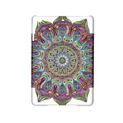 Mandala Decorative Ornamental Ipad Mini 2 Hardshell Cases by Simbadda