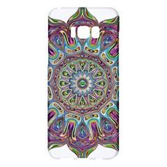 Mandala Decorative Ornamental Samsung Galaxy S8 Plus Hardshell Case