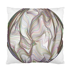 Abstract Geometric Line Art Standard Cushion Case (one Side)