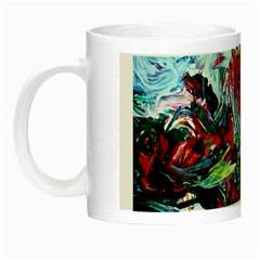 Eden Garden 5 Night Luminous Mugs by bestdesignintheworld