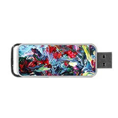 Eden Garden 5 Portable Usb Flash (two Sides)