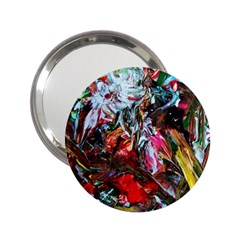 Eden Garden 6 2 25  Handbag Mirrors by bestdesignintheworld