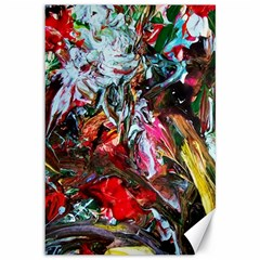 Eden Garden 6 Canvas 12  X 18