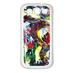 Eden Garden 3 Samsung Galaxy S3 Back Case (white)