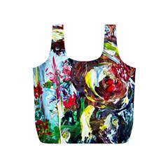 Eden Garden 3 Full Print Recycle Bags (s)  by bestdesignintheworld