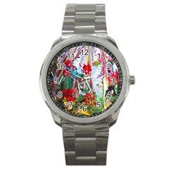 Eden Garden 2 Sport Metal Watch