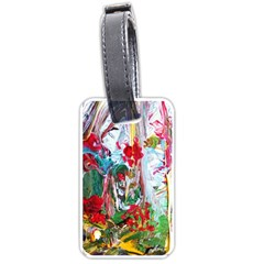 Eden Garden 2 Luggage Tags (two Sides)
