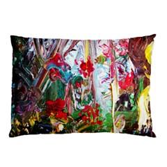 Eden Garden 2 Pillow Case (two Sides)