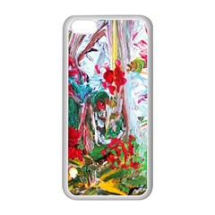 Eden Garden 2 Apple Iphone 5c Seamless Case (white)