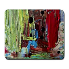 Point Of View #4 Large Mousepads by bestdesignintheworld