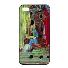 Point Of View #4 Apple Iphone 4/4s Seamless Case (black) by bestdesignintheworld