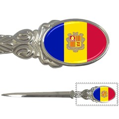 National Flag Of Andorra  Letter Openers