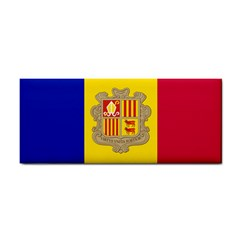 National Flag Of Andorra  Cosmetic Storage Cases