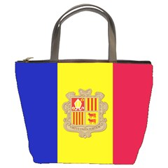 National Flag Of Andorra  Bucket Bags