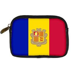 National Flag Of Andorra  Digital Camera Cases