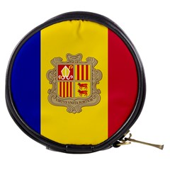 National Flag Of Andorra  Mini Makeup Bags