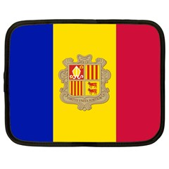 National Flag Of Andorra  Netbook Case (xl)