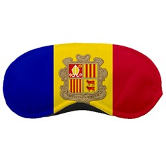 National Flag Of Andorra  Sleeping Masks