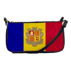 National Flag Of Andorra  Shoulder Clutch Bags