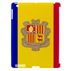 National Flag Of Andorra  Apple Ipad 3/4 Hardshell Case (compatible With Smart Cover)