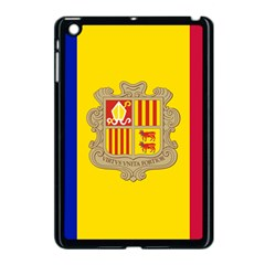 National Flag Of Andorra  Apple Ipad Mini Case (black)