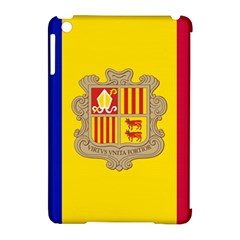 National Flag Of Andorra  Apple Ipad Mini Hardshell Case (compatible With Smart Cover) by abbeyz71