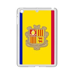 National Flag Of Andorra  Ipad Mini 2 Enamel Coated Cases