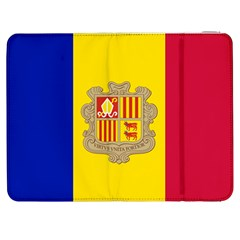 National Flag Of Andorra  Samsung Galaxy Tab 7  P1000 Flip Case
