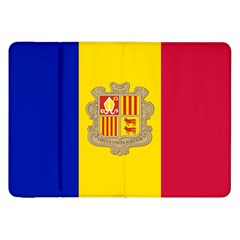 National Flag Of Andorra  Samsung Galaxy Tab 8 9  P7300 Flip Case