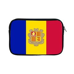 National Flag Of Andorra  Apple Ipad Mini Zipper Cases by abbeyz71