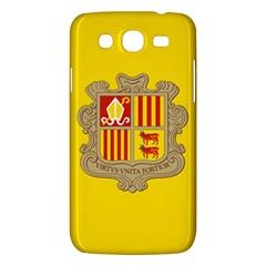 National Flag Of Andorra  Samsung Galaxy Mega 5 8 I9152 Hardshell Case
