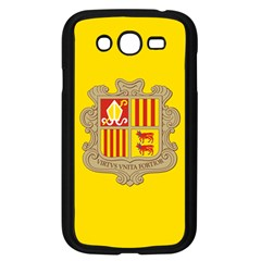 National Flag Of Andorra  Samsung Galaxy Grand Duos I9082 Case (black)
