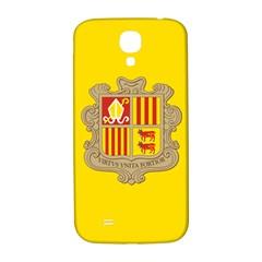 National Flag Of Andorra  Samsung Galaxy S4 I9500/i9505  Hardshell Back Case