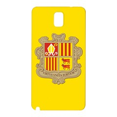 National Flag Of Andorra  Samsung Galaxy Note 3 N9005 Hardshell Back Case
