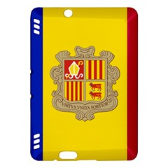 National Flag Of Andorra  Kindle Fire Hdx Hardshell Case