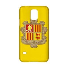 National Flag Of Andorra  Samsung Galaxy S5 Hardshell Case