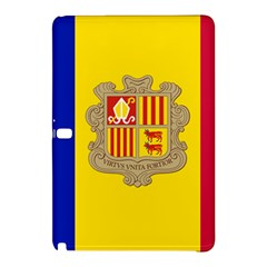 National Flag Of Andorra  Samsung Galaxy Tab Pro 10 1 Hardshell Case