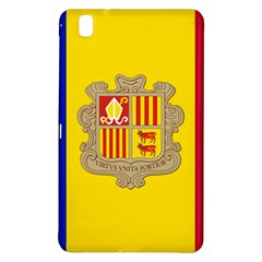 National Flag Of Andorra  Samsung Galaxy Tab Pro 8 4 Hardshell Case