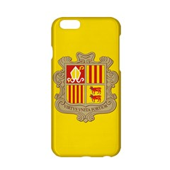 National Flag Of Andorra  Apple Iphone 6/6s Hardshell Case