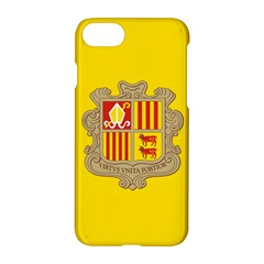 National Flag Of Andorra  Apple Iphone 7 Hardshell Case