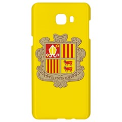 National Flag Of Andorra  Samsung C9 Pro Hardshell Case
