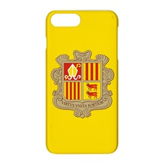 National Flag Of Andorra  Apple Iphone 8 Plus Hardshell Case
