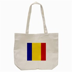 Civil Flag Of Andorra Tote Bag (cream)