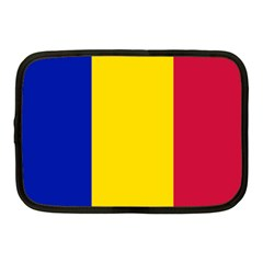 Civil Flag Of Andorra Netbook Case (medium)