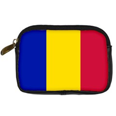 Civil Flag Of Andorra Digital Camera Cases