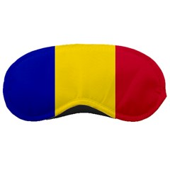 Civil Flag Of Andorra Sleeping Masks