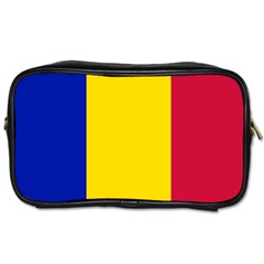 Civil Flag Of Andorra Toiletries Bags